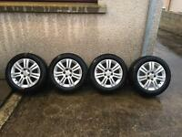 Vauxhall alloys / wheels