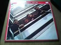 THE BEATLE'S 1962 - 1966 DOUBLE ALBUM EXCELLENT CONDITION