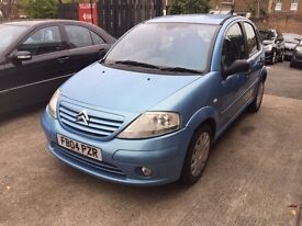Citroen C3 1.4 i SX 5dr£1,499 p/x welcome CAMBELT CHANGED ,FREE WARRANTY