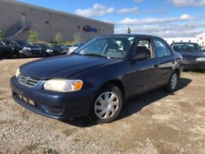 2002 Toyota Corolla CE, BEST VALUE!!