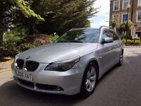 2006 Bmw 5 Series 525d Touring Diesel Auto 1 Owner Px Welcome