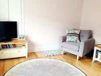 Bright one bed flat, close to city centre.