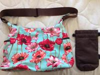 OiOi nappy changing bag