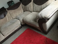 Excellent corner sofa, only 18 months old, Can deliver too
