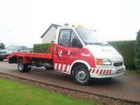 2000 FORD TRANSIT 190 RECOVERY TRUCK LORRY 6MONTHS PSV