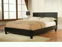 WANTED double bed with mattress