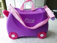 Pink & purple Trunki