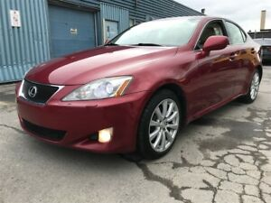 2008 Lexus IS 250 AWD NAVIGATION