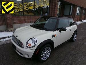 2010 MINI Cooper Classic Sunroof, Heated Seats! Only $48/Week!