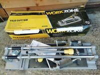 WORKZONE TILE CUTTER