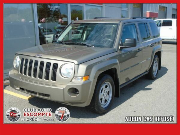 Used 2008 Jeep Patriot