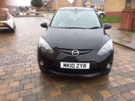 Mazda 2 1.5 sport manual low miles long mot