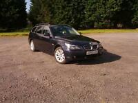 BMW 525i; 218HP; reg 11/2005 p/x welcome