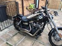 Harley Davidson Wide Glide