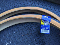 Bike Tyres - Michelin World Tour (27.5 x 1.35/650bx35/35-584), New (Pair)