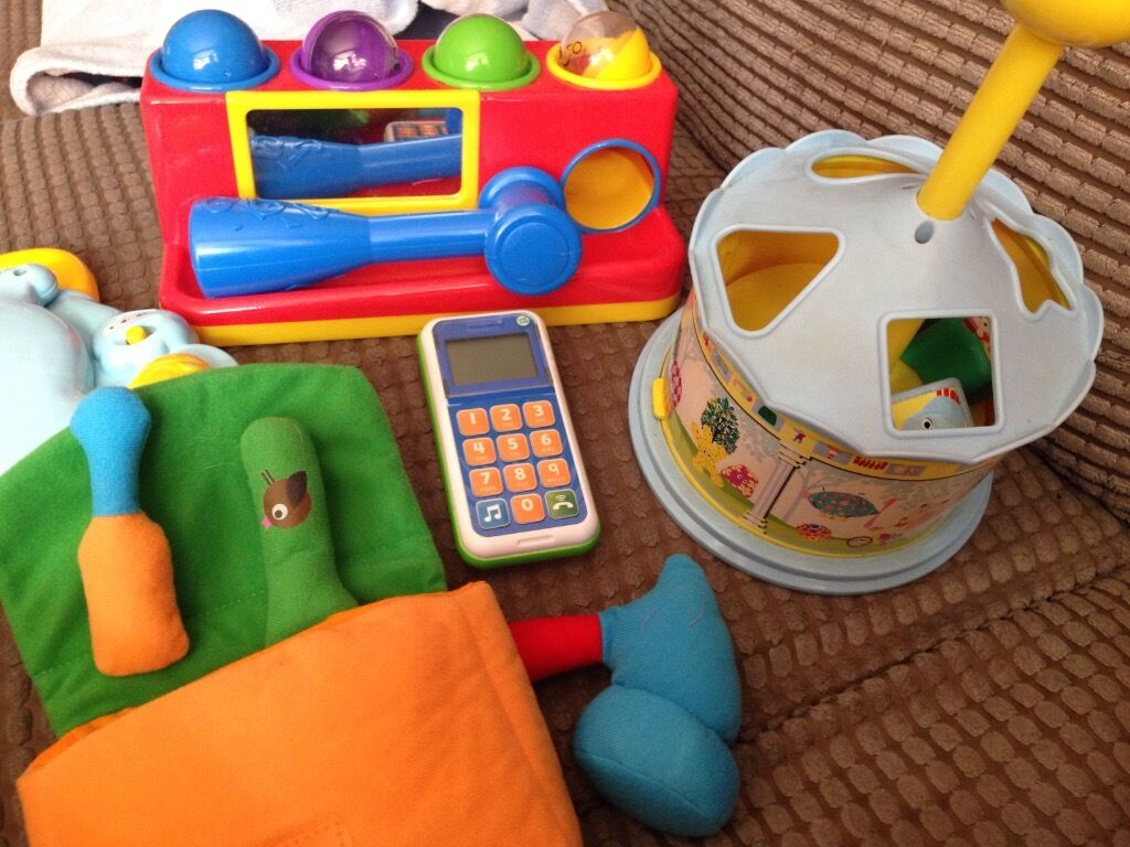 In The Night Garden Shape Sorter Buy Sale And Trade Ads