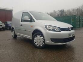 Volkswagen Caddy 1.6 TDI C20 Panel Van 4dr