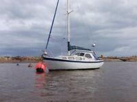 1982 mk2 LM motor sailor