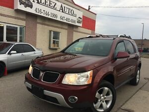 2007 Pontiac Torrent COMFORTABLE SUV