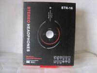 Bluetooth Stereo Foldable Headphones