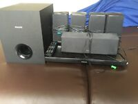 Philips HTB3520G/12 1000W 5.1CH home cinema system