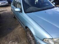 Rover 45 diesel drives ok moted 495