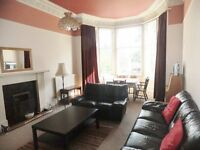 4 bedroom 1st floor HMO licensed flat to rent on Thirlestane Road, Marchmont Edinburgh