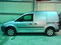 05 model SPECIAL EDITION VW Caddy TDI super low miles one owner fsh 10 stamps not another like it