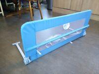 Child's bed guard/rail