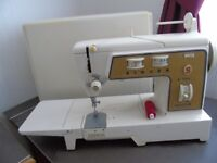 Singer electric sewing machine model number 720