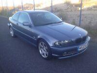BMW e46 328i coupe