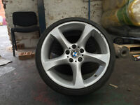 "4x BMW X3 and X4 Series 20"" Alloy Wheels"