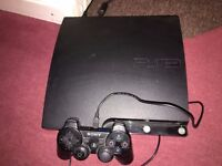 playstation 3 250gb with playstation move and play tv and accessories
