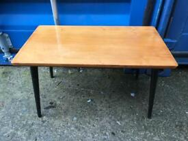 Retro coffee table with FREE DELIVERY PLYMOUTH AREA