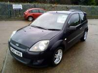 2007 07 ford fiesta zetec climate full history