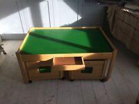 Pin Play Table