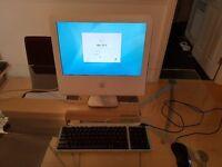 Apple iMac G5/1.6GHz 17-Inch Colour Screen
