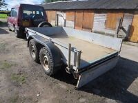 ifor Williams Trailer Twin 16 inch Wheels