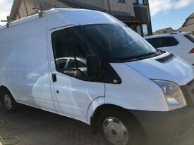 Transit Van in Good condition ....SOLD