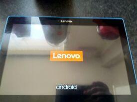 Lenovo 10 inch tablet