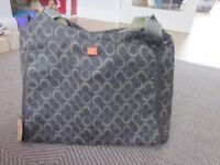 Pacapod changing bag, used. In good condition