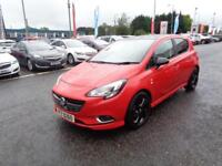 Vauxhall Corsa LIMITED EDITION (red) 2015-02-11