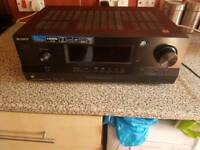 Sony av amplifier 5.1 output HDMI excellent condition all working