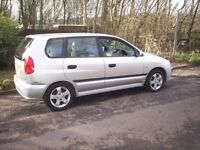 MITSUBISHI space star 1484cc,TAX & MOT,S/HISTORY,cam/belt done,PAS,E/WINs,ready to drive go,nofaults