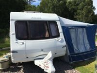 SWIFT CHARISMA 570 6 BERTH + AWNING