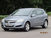 ASTRA 1.6 BREEZE 2008 NEW MOT LOW MILEAGE LOVELY EXAMPLE