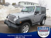 2014 Jeep Wrangler Sport! AC! Bluetooth! Trade - In!