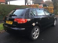 AUDI A3 2.0 TDI 2006 FULL SERVICE HISTORY EXCELLENT CONDITION
