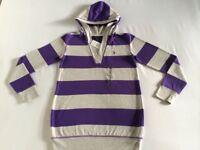 Brand New Ralph Lauren Polo Kids Girls XL 12-13Yr OVER 50%OFF Fleece Pullover Hoodie £25 100sales