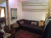 Warehouse Double Bedroom with Mezzanine *1st of August